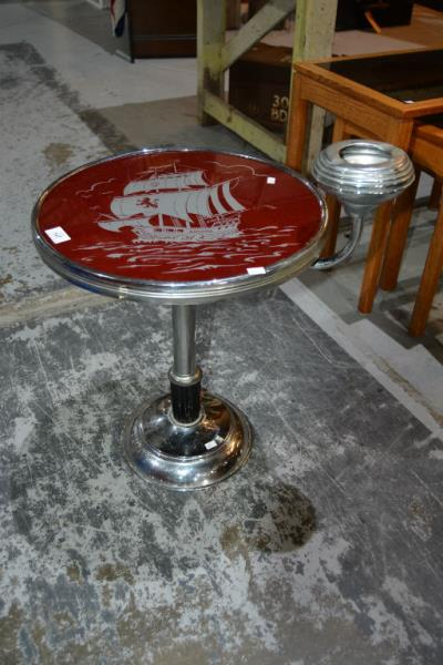 Art deco wine table - Deco table campagne ...
