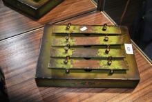Deagan vintage metal xylopone