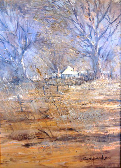 Colleen M Parker (1944-2008), 'Farm Study',