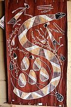 Alfred Nalorman (Yilinganda) natural pigment paint