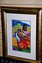 Gauguin print