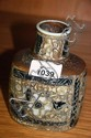 Royal Copenhagen porcelain caddy form vase
