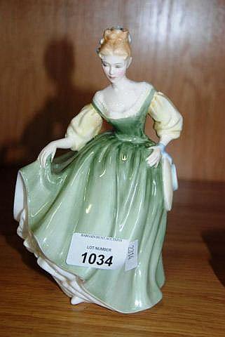 Royal Doulton figurine 'Fair Lady' HN2193