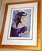 Norman Lindsay lithographic print, lim/ed 230/600