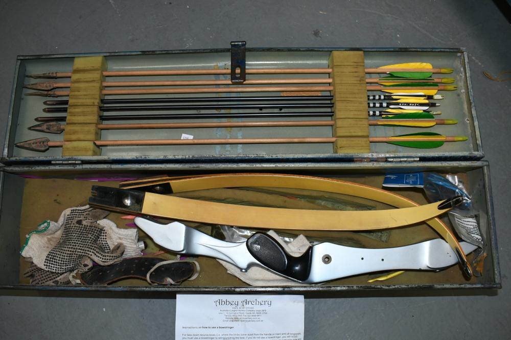 Hoyt archer's bow