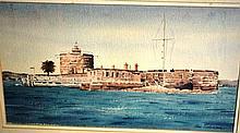 John Parkinson watercolour