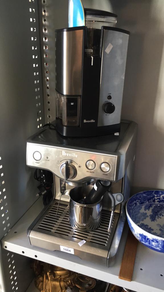 Breville Coffee Maker Grinder Not Working : Breville coffee machine, Breville grinder, in working order