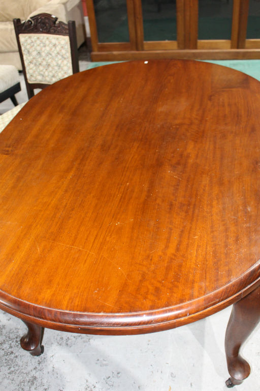 Early 20thc queensland maple dining table for Japanese furniture brisbane