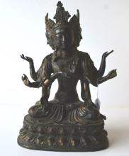 Chinese artefacts - timed online only auction finishes Sunday 25th 3pm