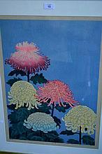 Waichi Hayashi Japanese woodblock print,