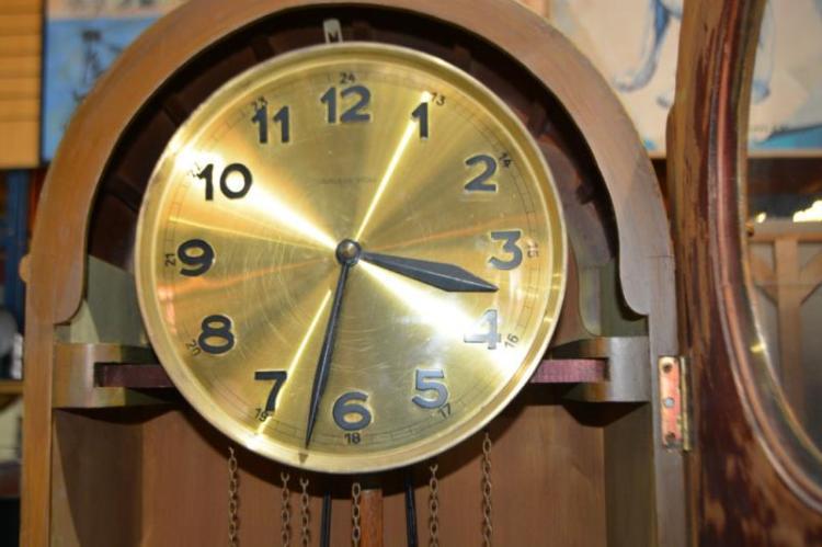 Art Deco Longcase Clock Circa 1930 39 S