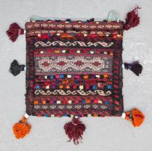 Persian pure wool, hand made Tobra bag