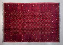Afghan Qunduzi, pure wool, hand made rug