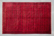 Afghan Qunduzi pure wool, hand made rug