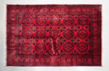 Afghan Khol Mohomadi pure wool, hand made rug