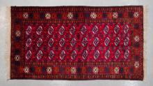 Afghan Mori Gul, pure wool, hand made rug