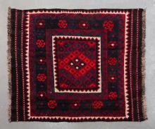 Afghan pure wool, hand made kilim