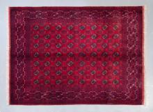 Afghan Mori Gul pure wool, hand made rug