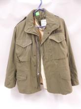 US Army Field Coat w/Liner & Hood