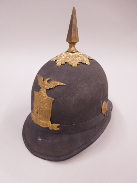 Union Army Excelsior Brigade Dress Helmet