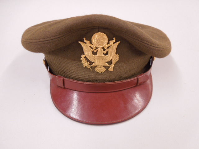 US Military Visor Cap Army