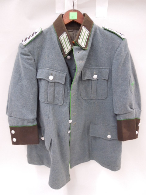 WW II German Nazi Police Tunic