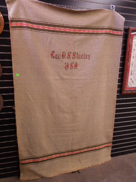 Gen DS Stanley's Field Blanket