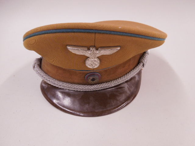 WW II German Nazi Party Cap