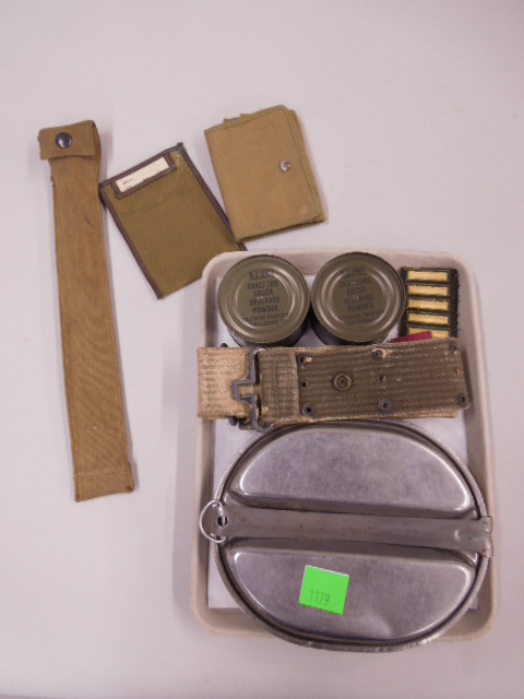 Assorted US Army Soldier Accessories