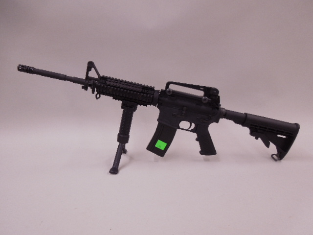 Stag Arms AR-15 6.6mm Assault Rifle