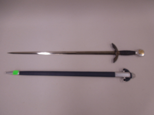 WW II German Luftwaffe 1st Model Officers Sword