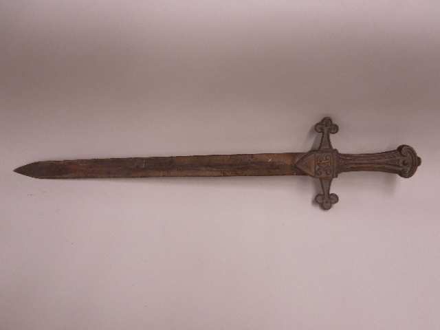 Antique Renaissance Style Sword