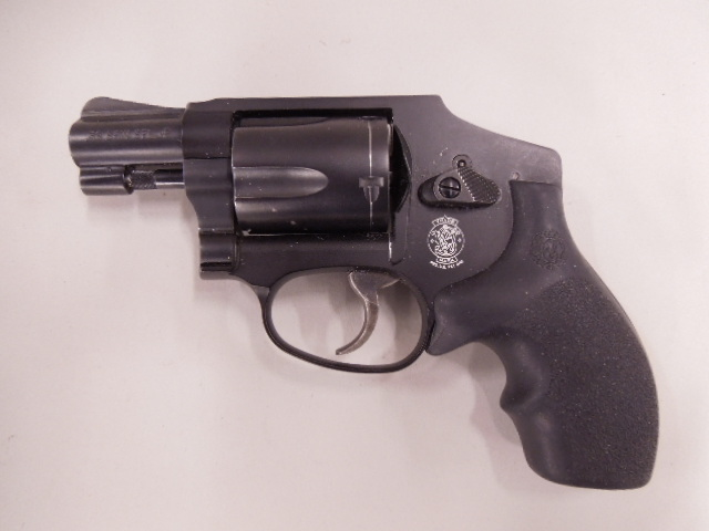 Smith & Wesson Airweight .38 Revolver