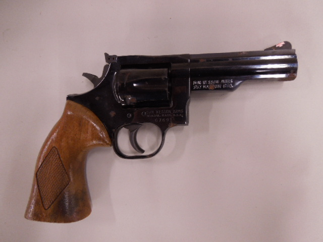 Dan Wesson Arms .357 Maximum Revolver