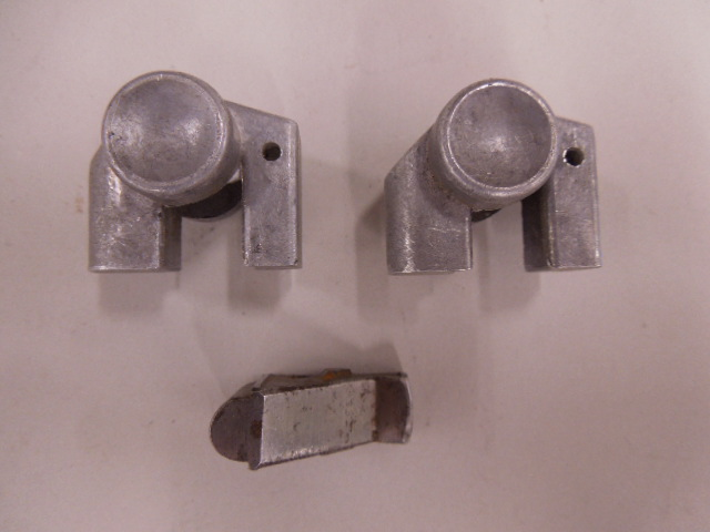 German Luger 9mm Ammunition Clip Parts