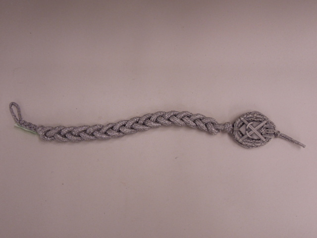 WW II German Nazi Army Lanyard