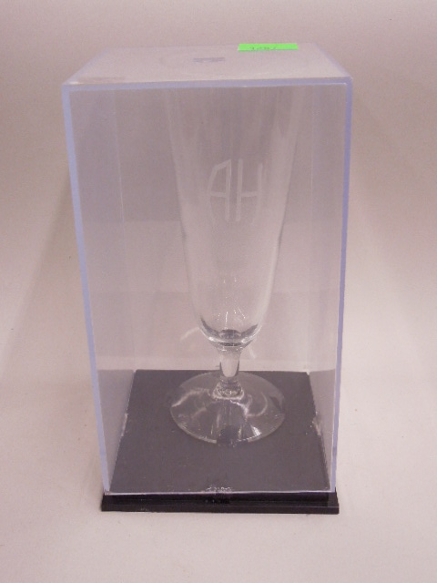 Adolf Hitler Owner Pilsner Glass