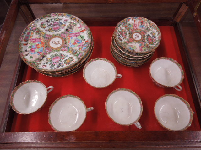 General Fremont's Family China