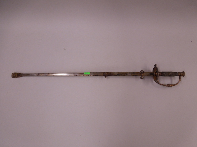 Presentation Sword of William Tecumsey Sherman
