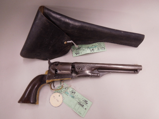 Cole Younger's Personal Colt Revolver