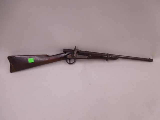 W.M. Palmer Short Rifle Dated 1863