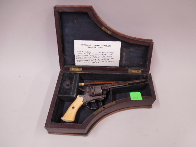 Major Joe Wheeler's Presentation Pistol
