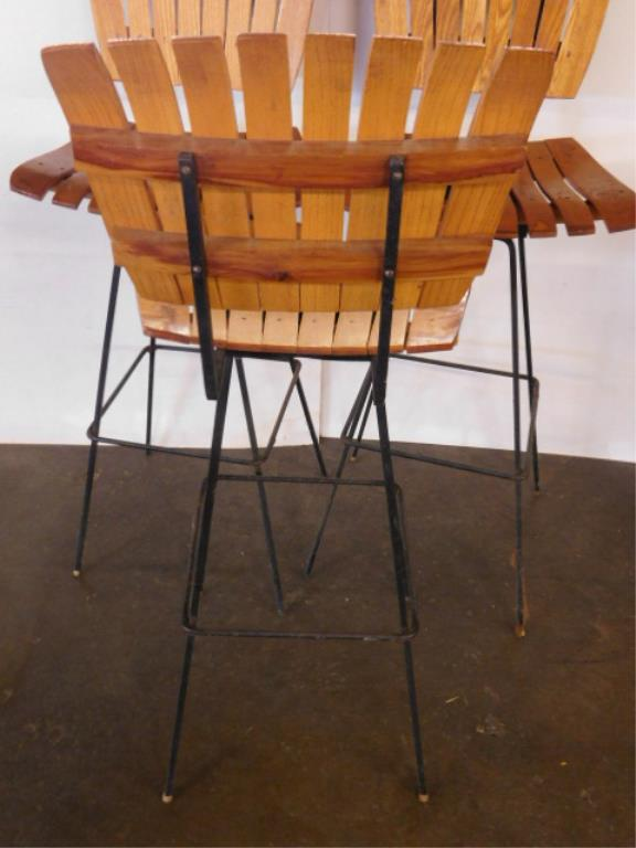 3 Mid Century Modern Bar Stools : H1285 L127858658 from www.invaluable.co.uk size 576 x 768 jpeg 42kB
