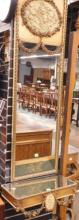 Neoclassical Style Mirror & Console