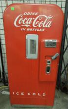 Five ¢ Coca -Cola Vending Machine