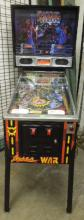 Lazer War Pinball Machine