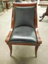 Classical Style Half Arm Chair