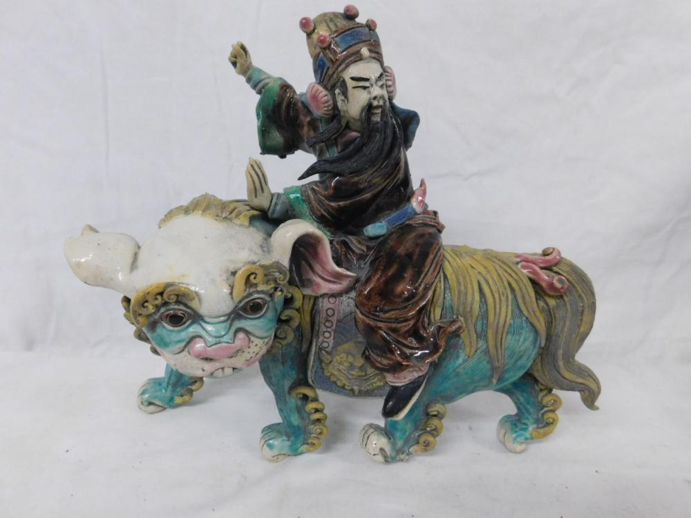 Chinese Roof Ornament