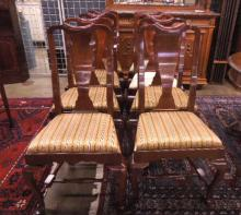Queen Anne Style DR Chairs