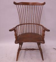 Duckloe Bros. Reproduction Windsor Chair